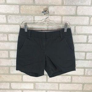 """J. Crew Chino 5"""" Shorts"""